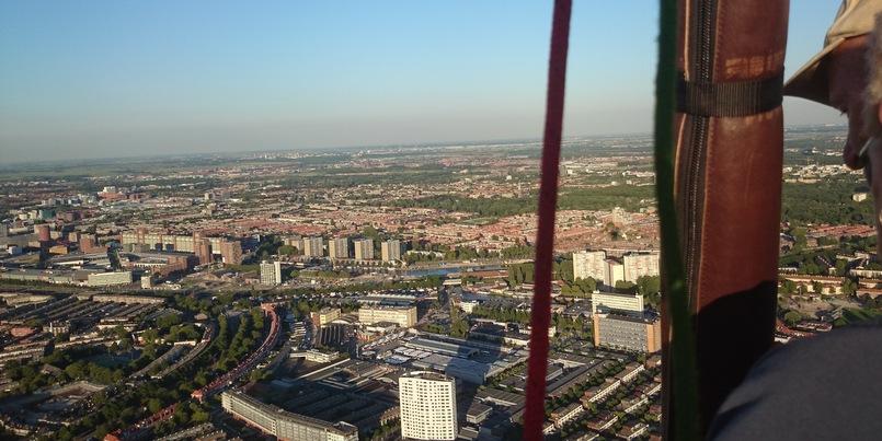 Ballonvaart_over_Den_Haag