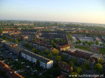 B Ballonvaarten vinden vanaf 2012 vaker plaats vanuit het Wantijpark, of Weizigtpark in Dordrecht.