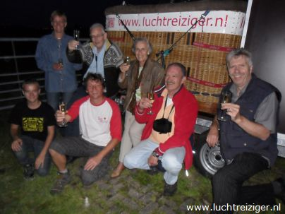 Luchtdoop in Moordrecht