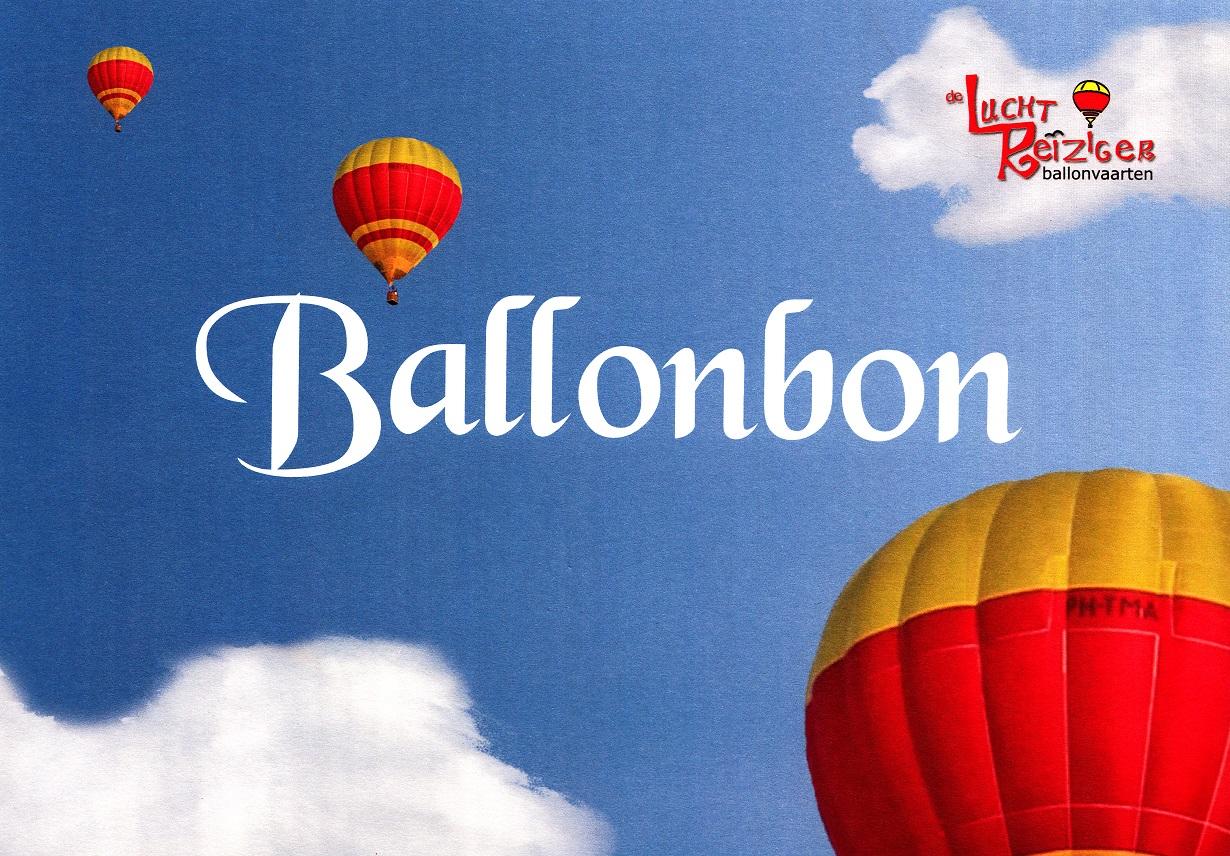 Ballonbon gewoon voor