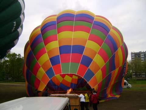 Utrecht luchtballon
