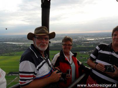 Uitzicht over Lek, Groene Hart, Zuid-Holland