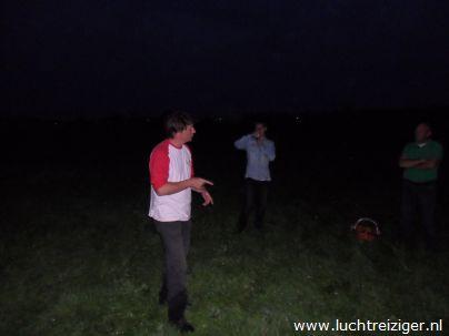 Het verhaal over het ontstaan van de ballonvaart in Bergambacht