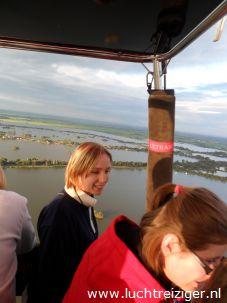 Uitzicht over Reeuwijkse plassen
