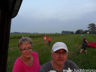 Mooie ballonvaart van Woerden, via Bodegraven en Gouda uiteindelijk naar Stolwijk. Het volledige zuid Hollandse landschap konden we vanuit de Luchtballon 1nemen. Toch bijzonder die Randstad.